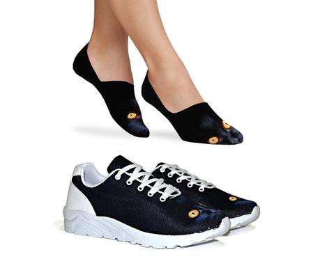 Sinead Női sportcipő és zokni