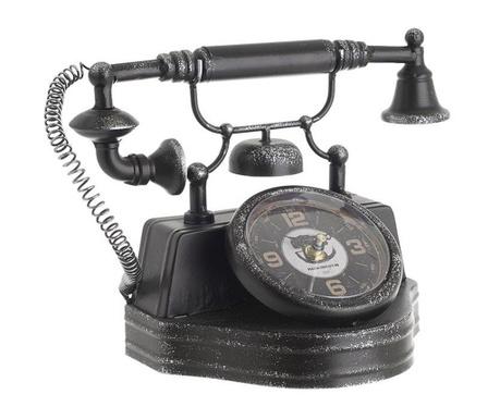 Stolové hodiny Telephone