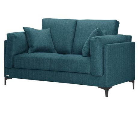 Dvoumístná pohovka Desire Turquoise