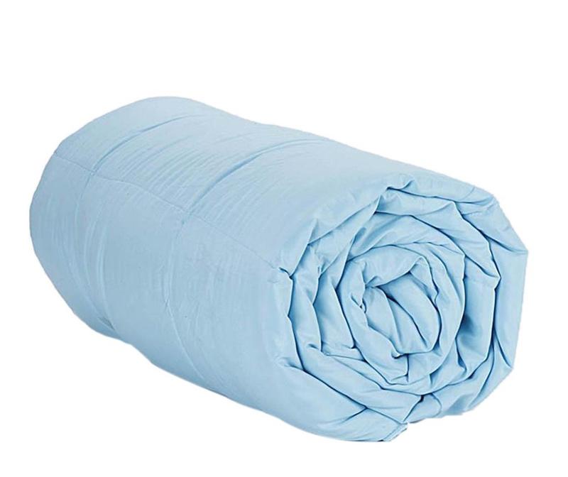 Peřina Combi Sky Blue 220x220 cm