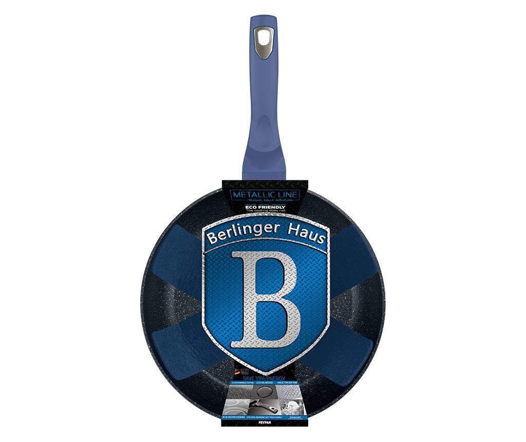Tava Metallic Royal Blue 24 cm