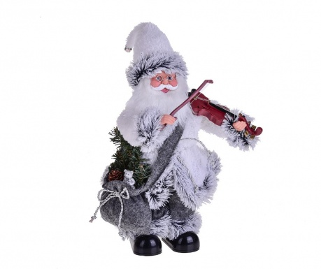 Decoratiune muzicala Santa with Violin