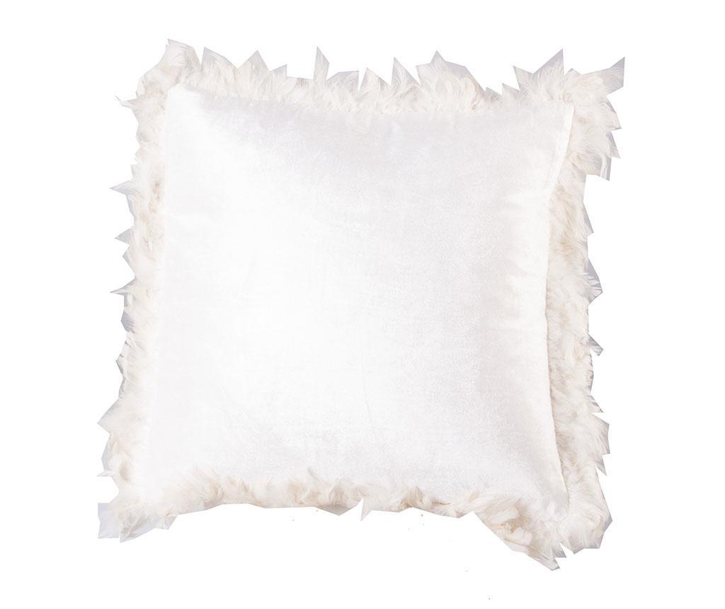 Perna decorativa Feathers 45x45 cm