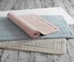 Lace Powder Pink Fürdőszobai szőnyeg 70x120 cm