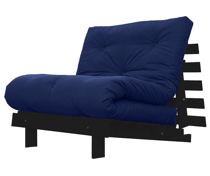 Sofa extensibila Roots Wenge and Royal