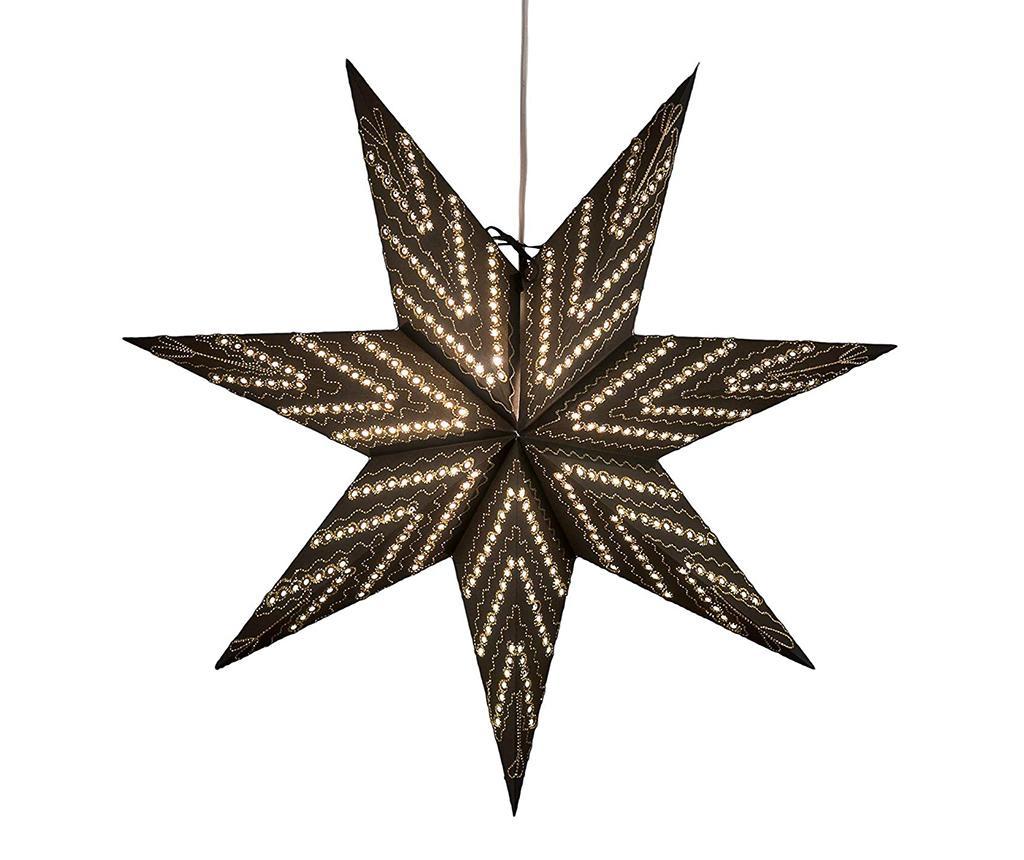Decoratiune luminoasa suspendabila Elend Black