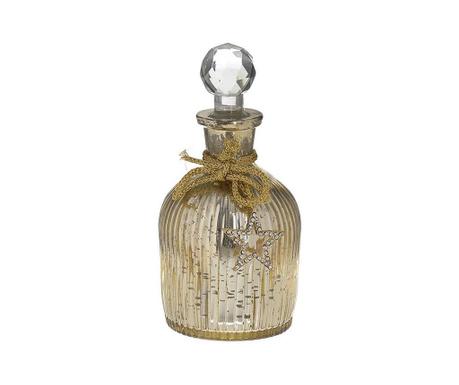 Декоративна бутилка с тапа Golden Touch