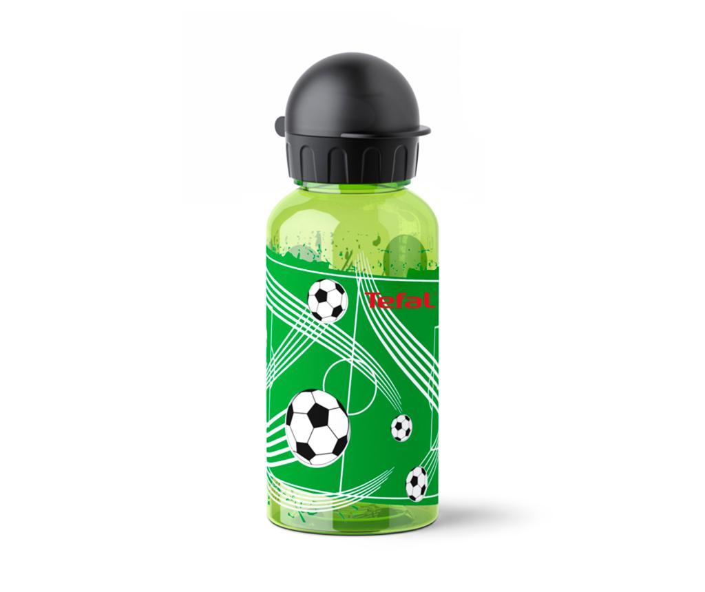 Sportovní láhev a dóza na potraviny Soccer