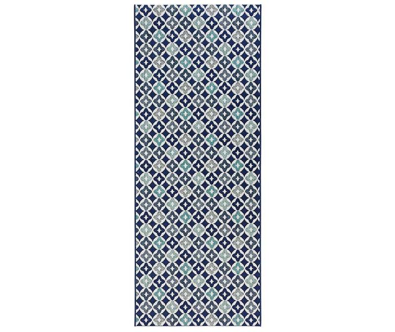 Covor Reflect Blue 80x200 cm