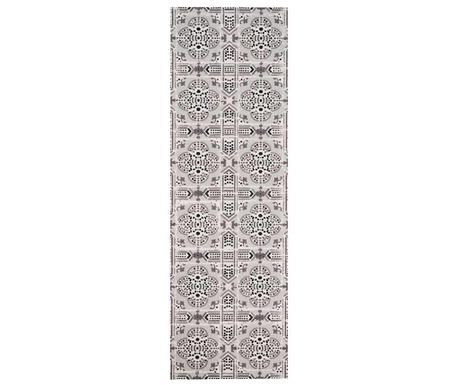Preproga Tile Grey 45x140 cm