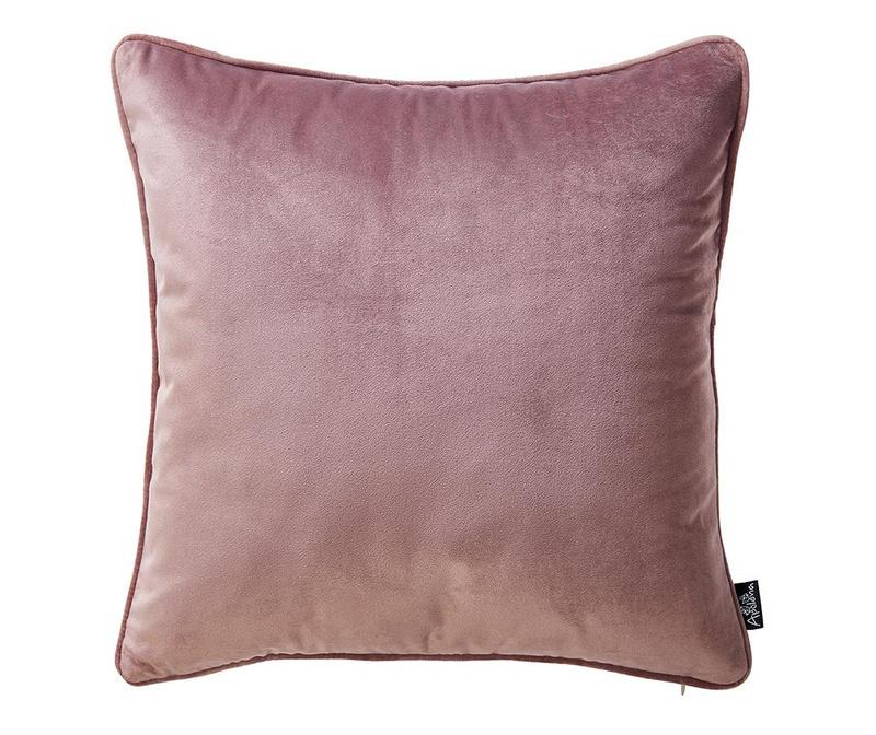 Povlak na polštář Laverne Powder Pink 45x45 cm