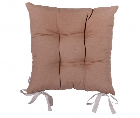 Perna de sezut Anna Cream Brown 37x37 cm