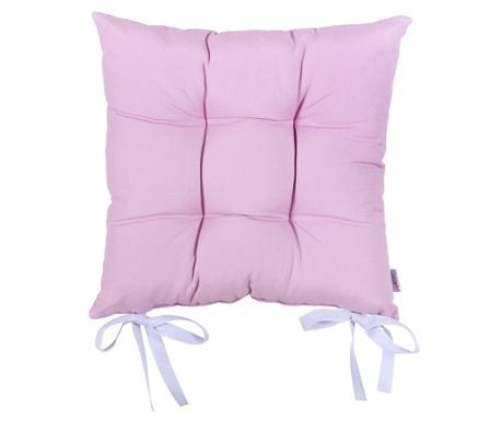 Polštář na sezení Anna Pink 37x37 cm
