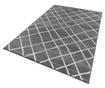 Preproga Rhombe Grey 70x140 cm