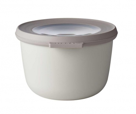 Caserola Circula Nordic White 500 ml