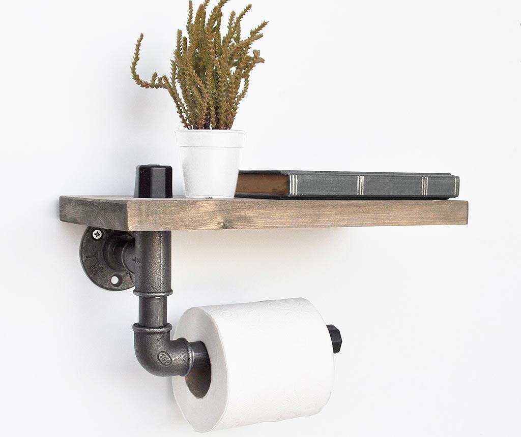 Držalo za toaletni papir Isaac