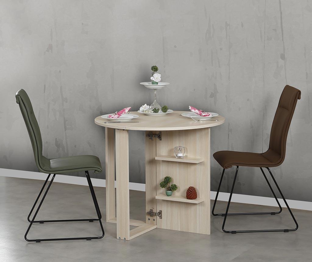 Stol na razvlačenje Lanette Oak