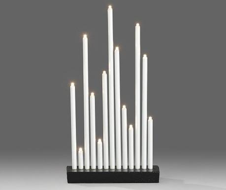 Decoratiune luminoasa Special Horns White