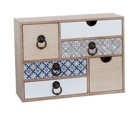 Škatla s 6 predali Medine