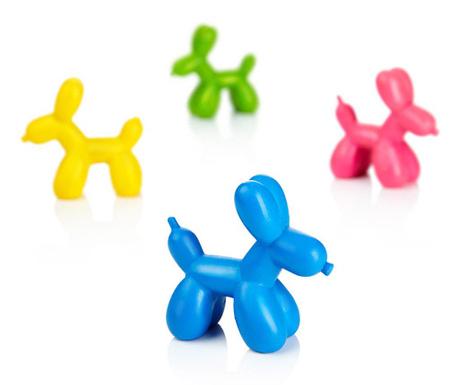 Sada 4 tužek Doodle Dogs