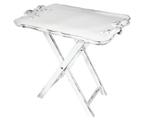 Zložljiva mizica s pladnjem Bow