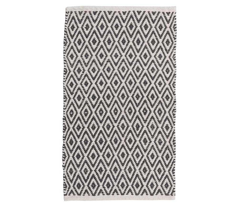 Tepih Rhombus Pattern 50x80 cm