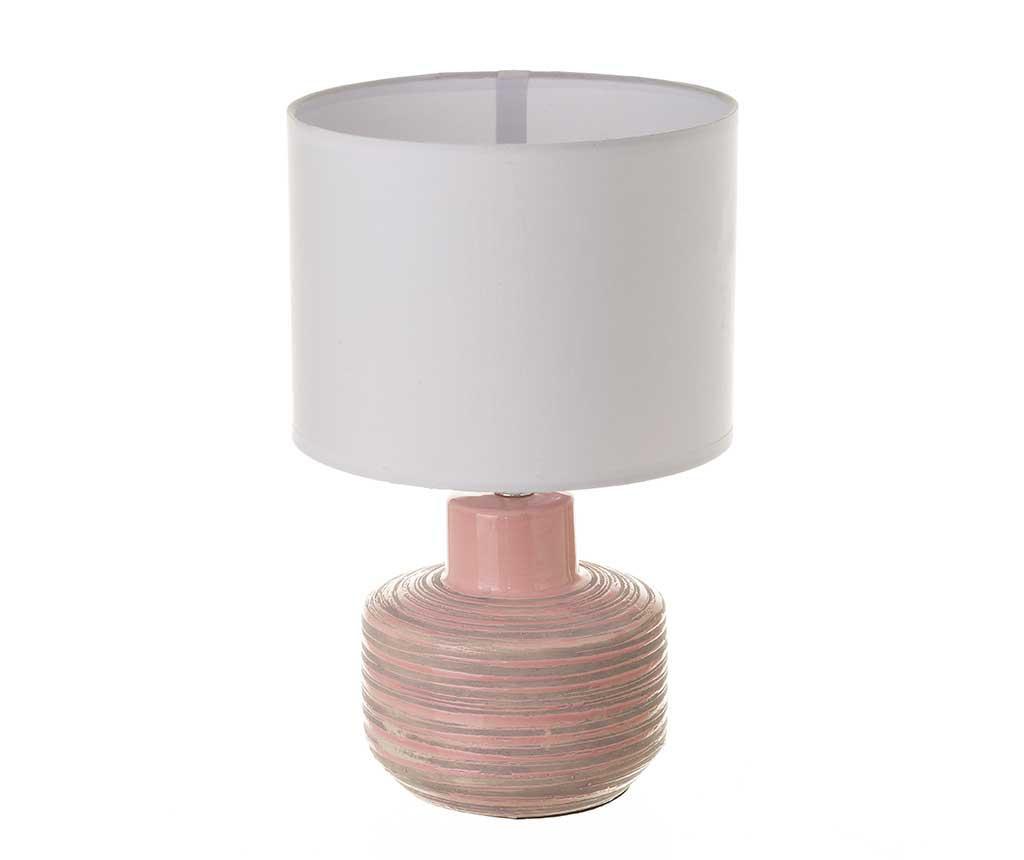 Veioza Liquid Stripes Wide Pink