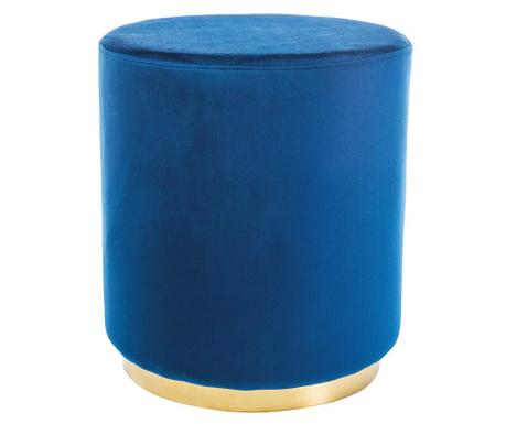 Tabure Turla Blue & Gold