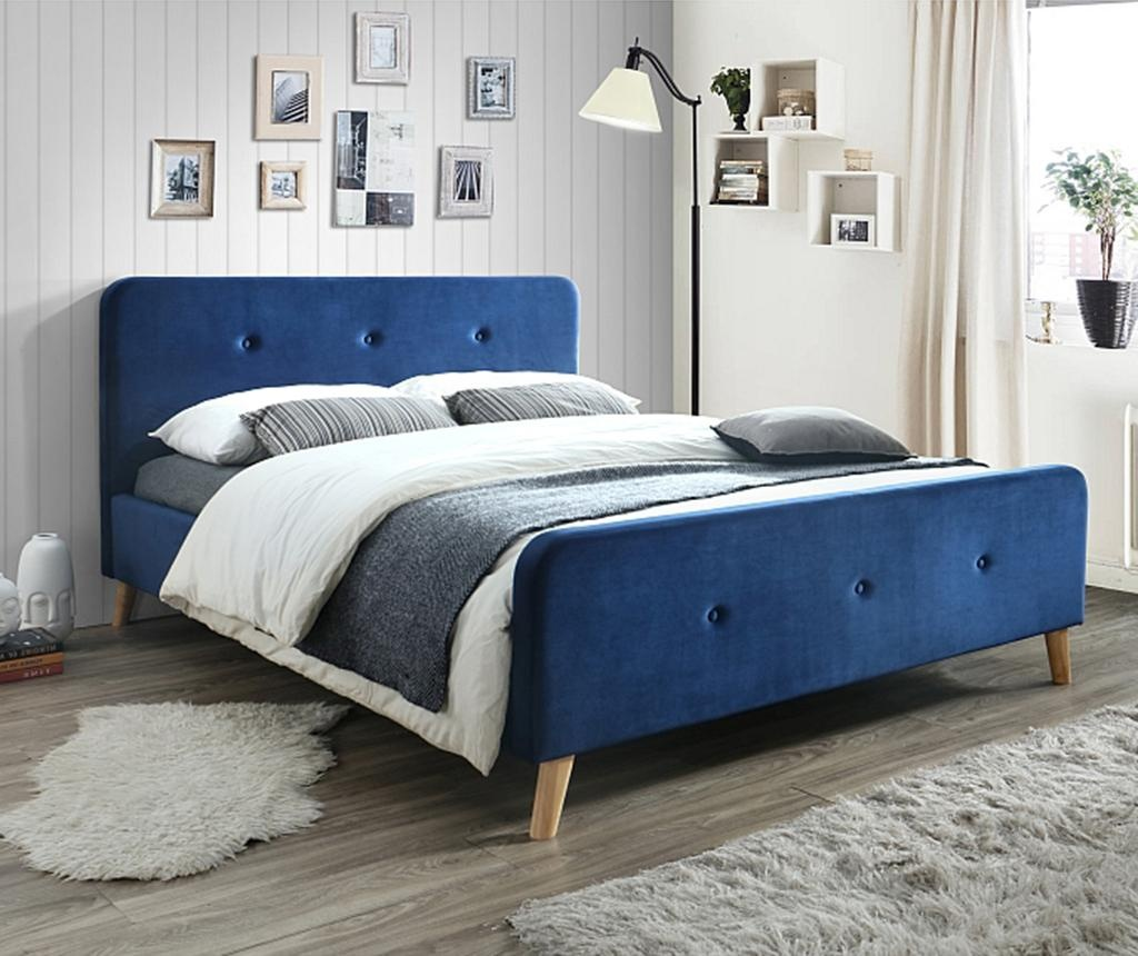 Goteborg Blue Ágy 160x200 cm