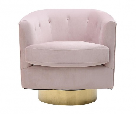 Fotelja Micah Pink