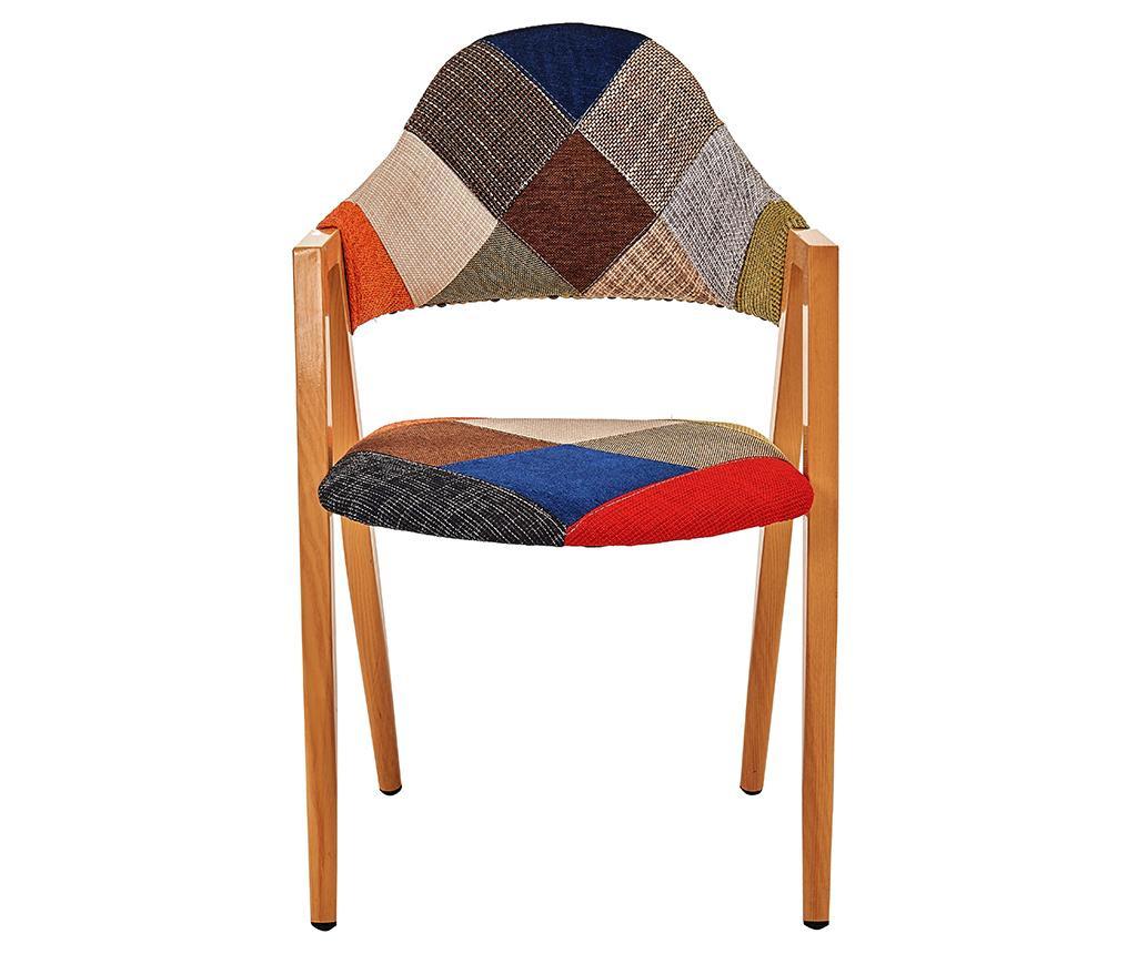 Zestaw 2 krzeseł Patchwork Classic