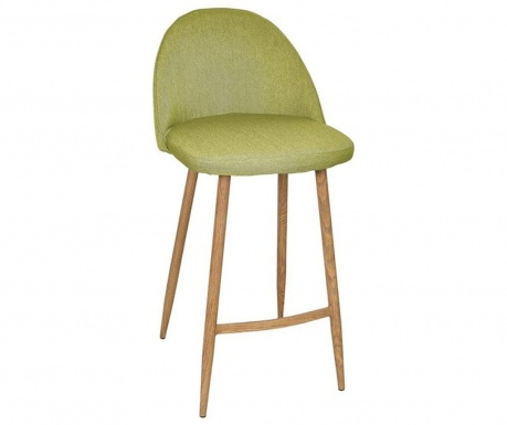 Barski stol Mia Yellow