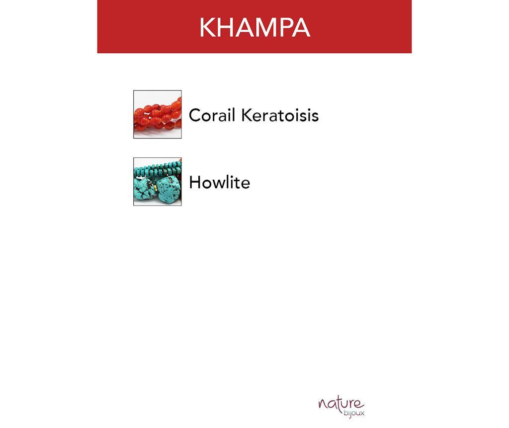 Bratara Khampa Opis