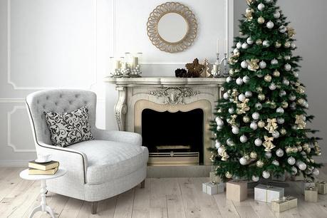 Glamurozen božič