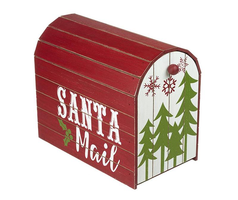 Dekoracija Santa's Mail
