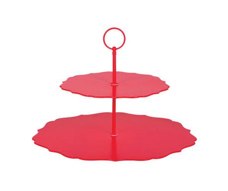 Плато с 2 нива Romantic Red
