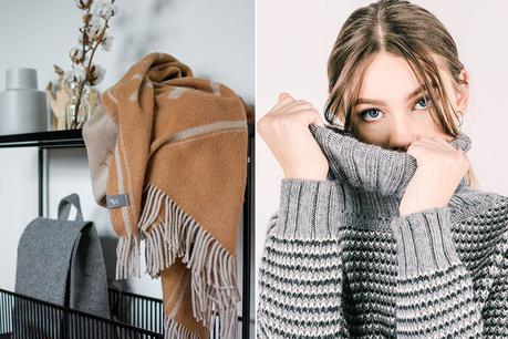 Textílie Woolish