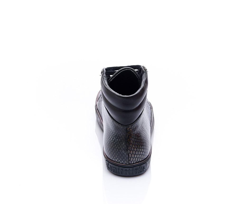 Ava Grey Snake Női magasszárú tornacipő 36