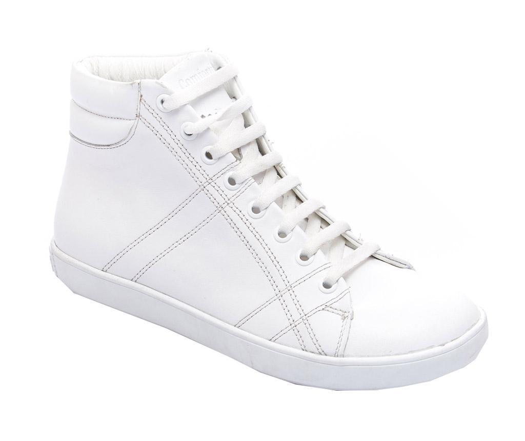Ava White Női magasszárú tornacipő 37