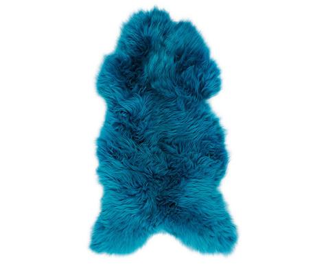 Blana de miel Swedish Azur Blue 60x100 cm