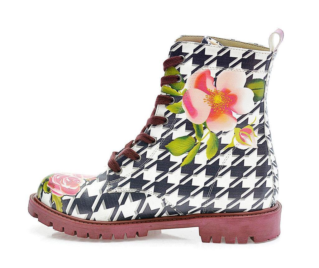 Ženski škornji Flower 42