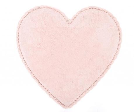 Kopalniška preproga Amor Pink 80x80 cm