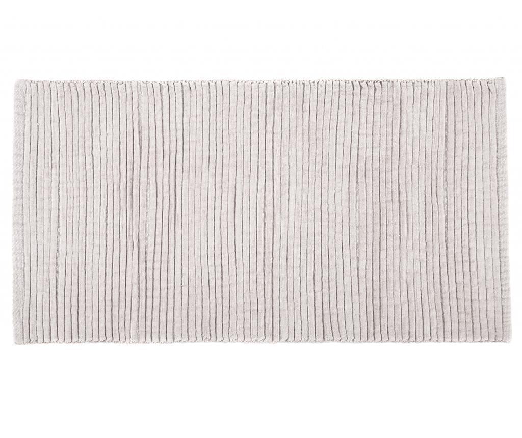 Simon Grey Fürdőszobai szőnyeg 60x120 cm