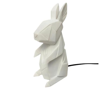 Noční světlo Origami Rabbit White