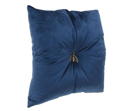 Poduszka dekoracyjna Bug Blue 45x45 cm