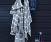 Halat de baie unisex Menton Blue XL