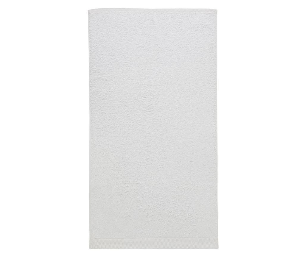 Set 3 prosoape de baie Pure White 30x50 cm