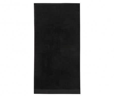 Prosop de baie Pura Black 70x140 cm