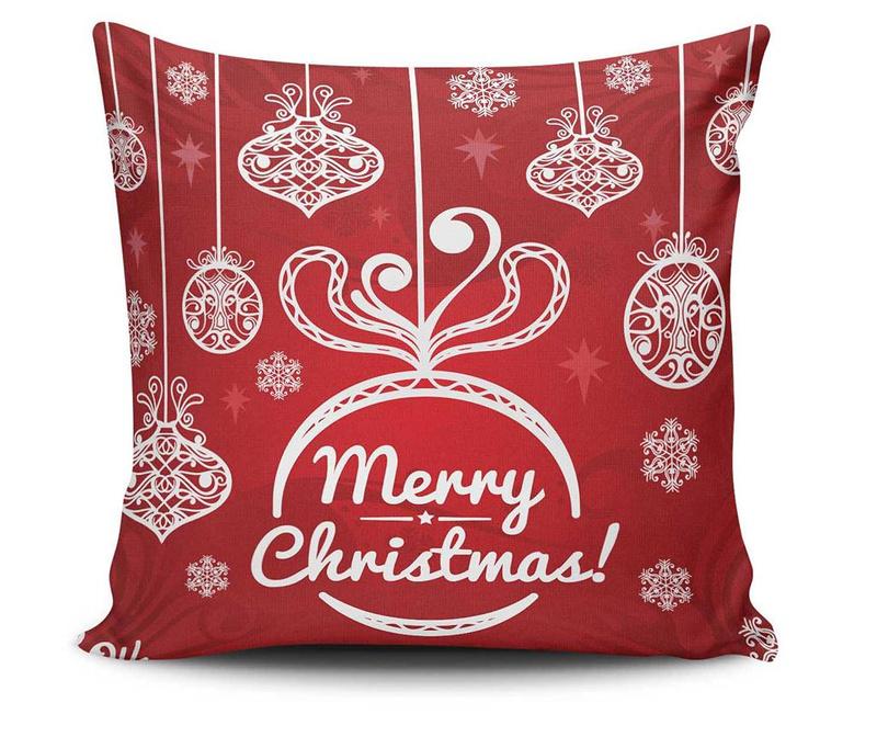 Perna decorativa Christmas Spark 45x45 cm