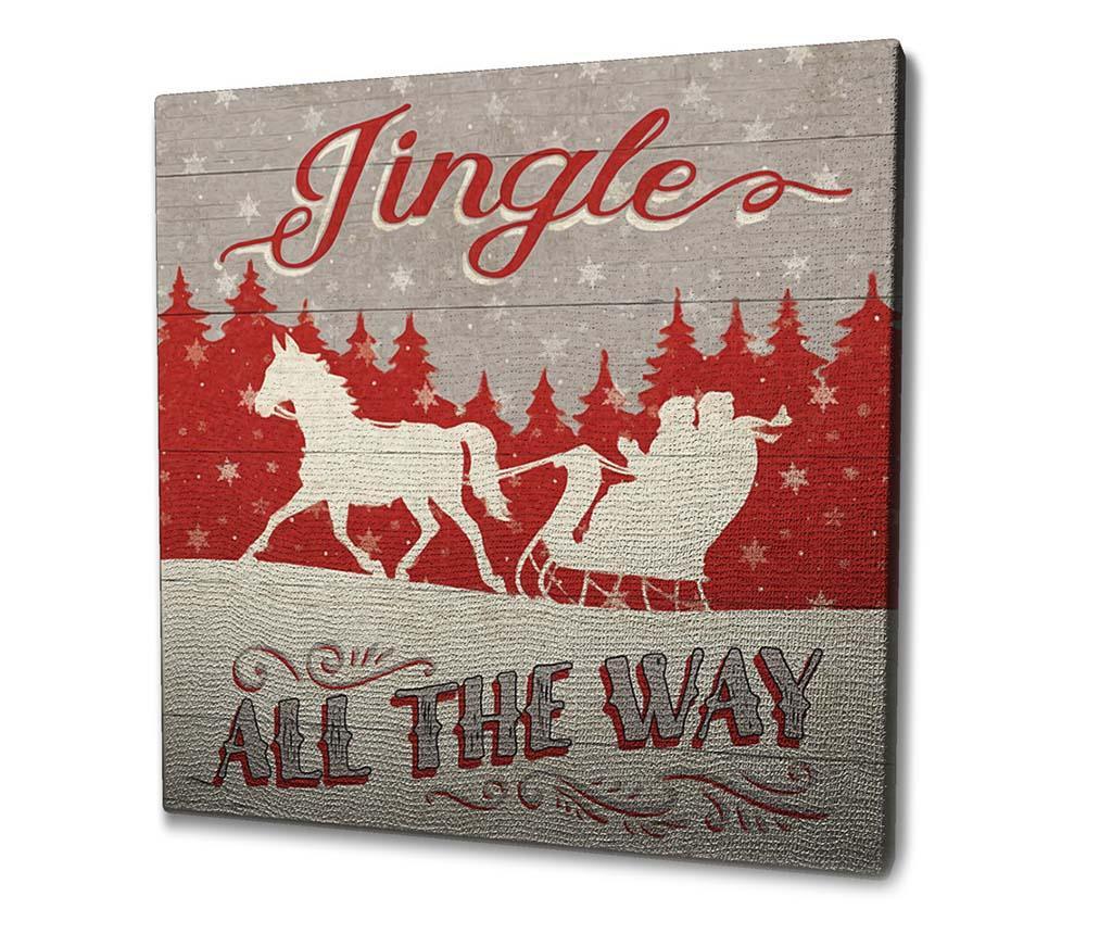 Slika Jingle 45x45 cm